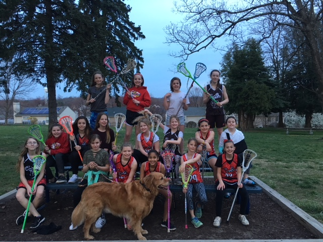 Juniors Team Building Pizza Party – SMore's in the park!