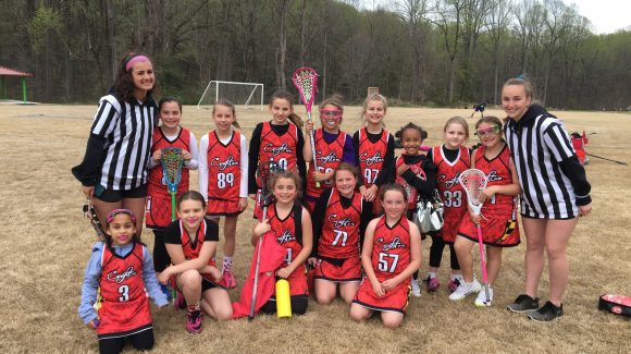 Crofton Girls LAX Alum,  from D-1 to Refs!!