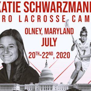 Katie Schwarzmann Pro Lacrosse Camp