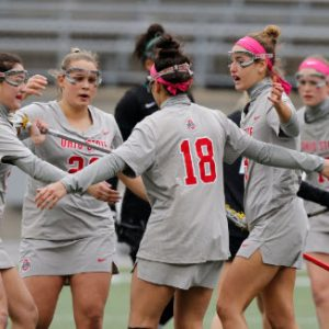 OHIO STATE WOMEN'S LACROSSE Clinic 3/11 Coppermine Cross Keys, Baltimore, MD  6pm-8pm
