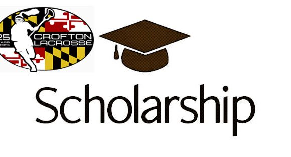 Crofton Girls Lacrosse Scholarship!  Applications Being Accepted NOW!  Closes June 10th